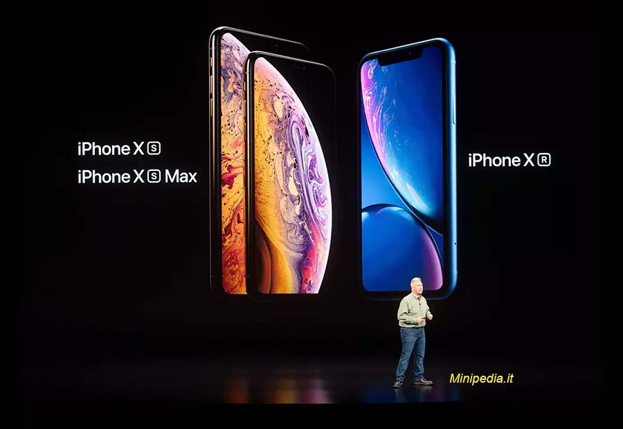 iPhone XS - XS Max
