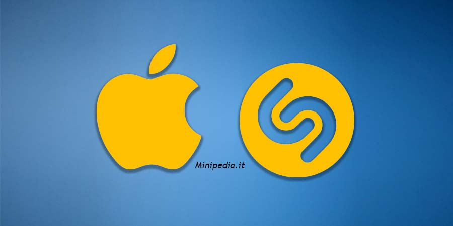 Apple acquista Shazam Logo