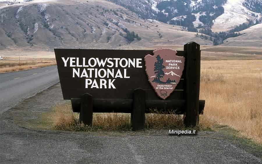 visitare il Yellowstone Park